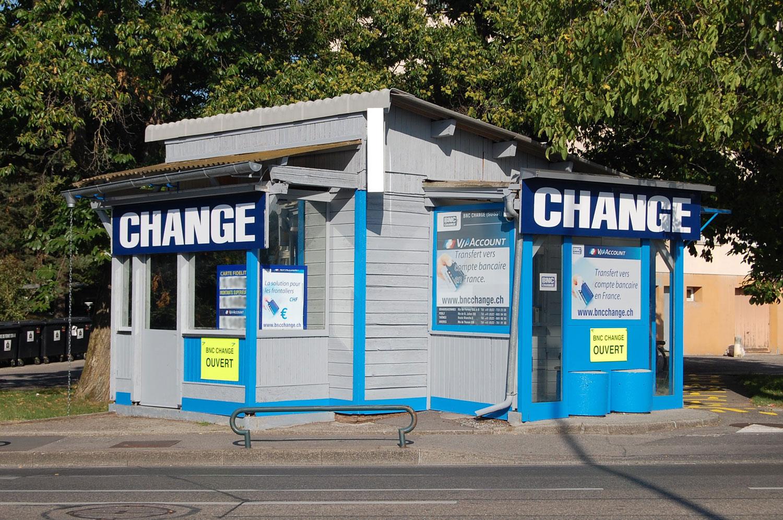 Agences bnc change